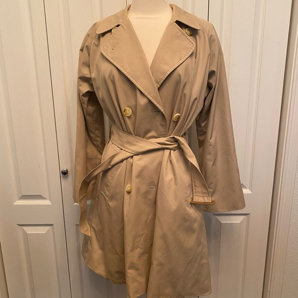 Burberry Trench Coat Large L